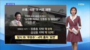 삼성동 자택 사준 최순실…검찰도 '인정' / 조아라 아나운서