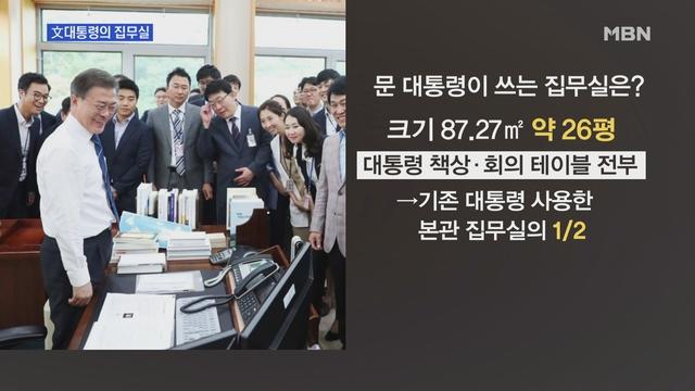 [뉴스와이드] 청와대 '오픈 하우스'…대통령 집무실서 민정수석실까지 공개