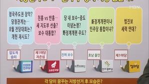 [송지헌의 뉴스와이드] 여야 '지방선거 이후' 생각?…무슨...