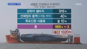 청해진해운은 파산…구상권 청구 '막막'