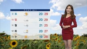 내일 낮 기온 더 올라…맑고 쾌청