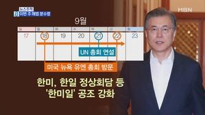 북한 '도발' 중국 '반발'…문 대통령 '사면초가' 해법은