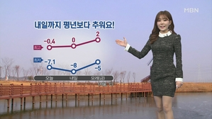 내일까지 평년보다 낮은 기온…서울 건조주의보