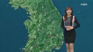 주말 오후 다시 추워져…곳곳 눈·미세먼지 '나쁨'