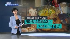 김주하의 2월 15일 뉴스초점-댁의 명절은 안녕하십니까