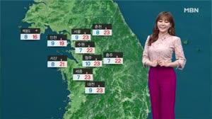 내일 '평화의 집' 맑고 따뜻…중부 미세먼지 ↑