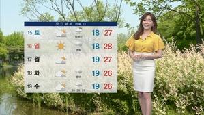 내일 초여름 더위 계속…낮 전남·경남 약한 비