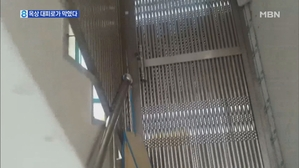[안전기획] 철문·자물쇠로 막힌 옥상…생명문 닫힌 건물들
