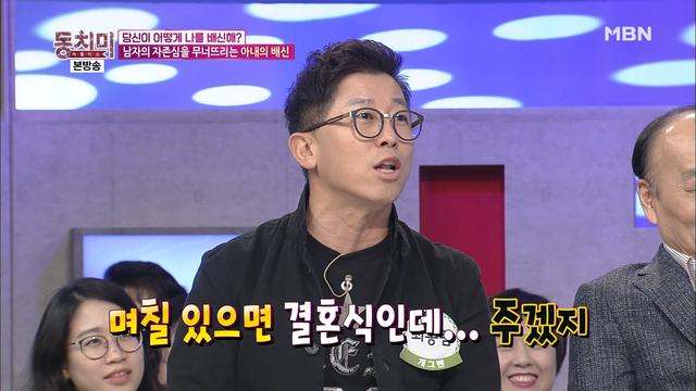 개그맨 최홍림,..