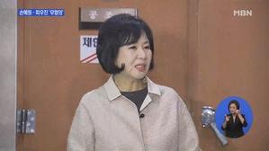 손혜원 부친 특혜 논란 무...