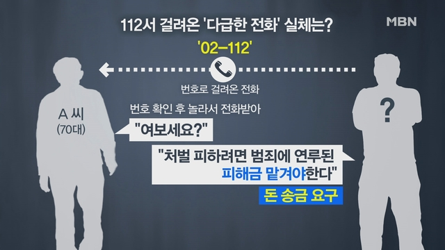 [MBN 뉴스빅5] 9억 털렸다…70대 노인 보이스피싱 '역대 최대' 피해