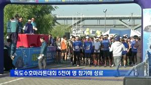 2018 독도수호마라톤대회 성료