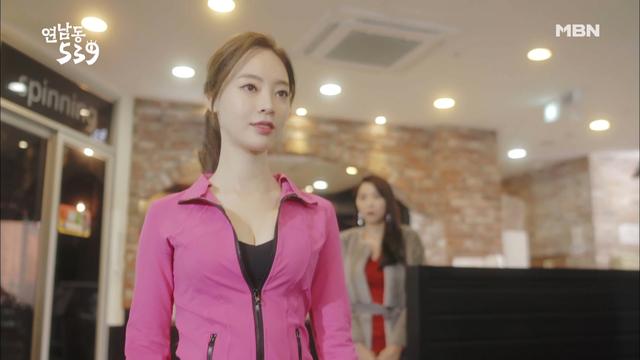 양정원, 몸매 끝판왕 그녀의 첫 등장에 오윤아가 분노한 이유는?