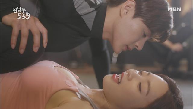 양정원, 최우혁, 눈을 뗄 수 없는 후끈후끈 마사지!