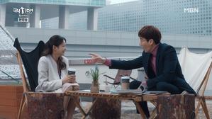 리치맨 3회 - 김보라(하연수)와 김..