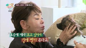수미맘과 까꿍이의 '눈물 펑펑' 이별 STORY