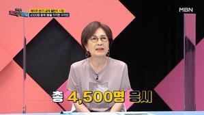 오미연, 재미로 본(?) 공채 탤런트 시험에서 1등을 ..
